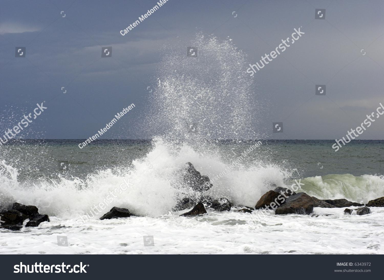 breaking waves by josedelsol - photo #5