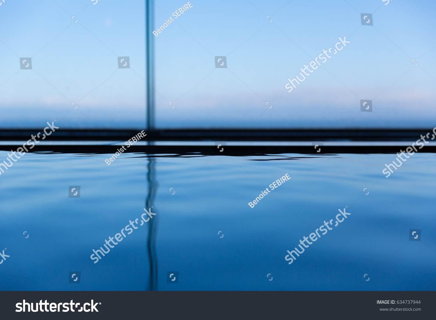 Japanese Onsen Hot Spring Bath Stock Photo (Download Now) 634737944 ...