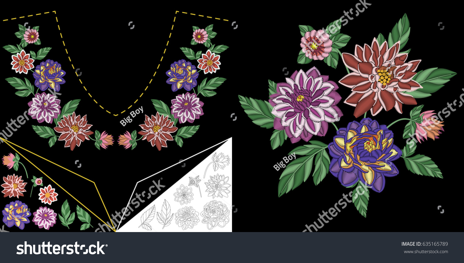 collection of floral design - photo #34