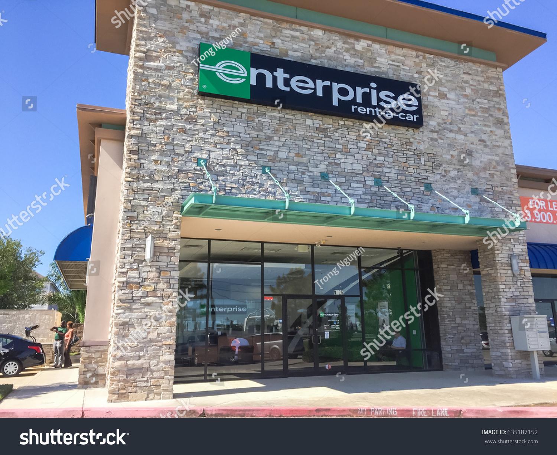 Enterprise Rent A Car Humble Tx