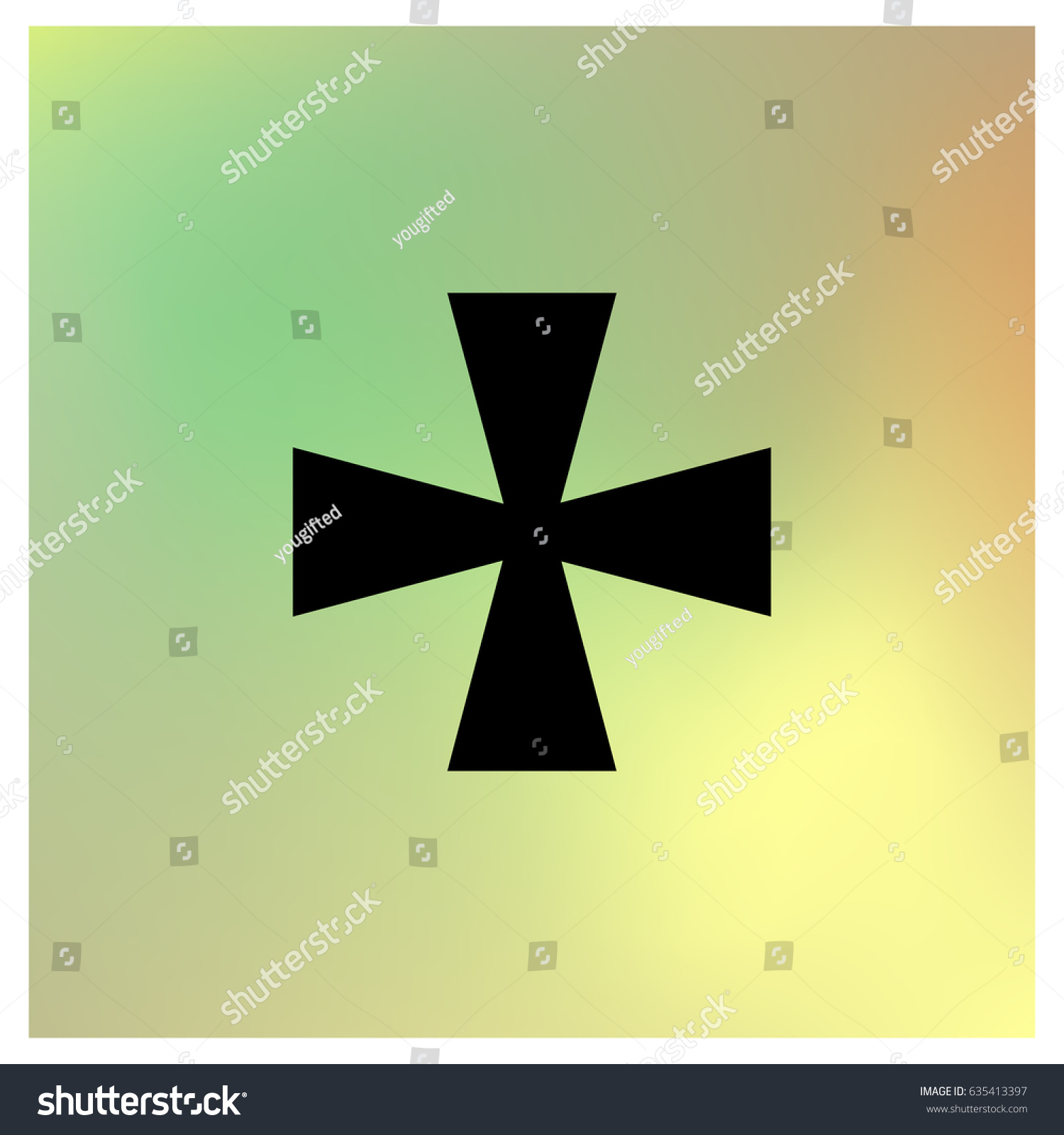 Church icons topographic map stock vector 635413397 shutterstock church icons for a topographic map buycottarizona Image collections