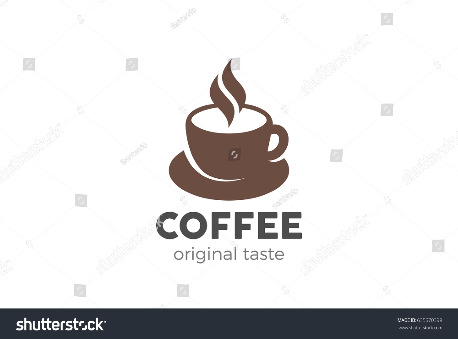 coffee cup logo template - photo #18