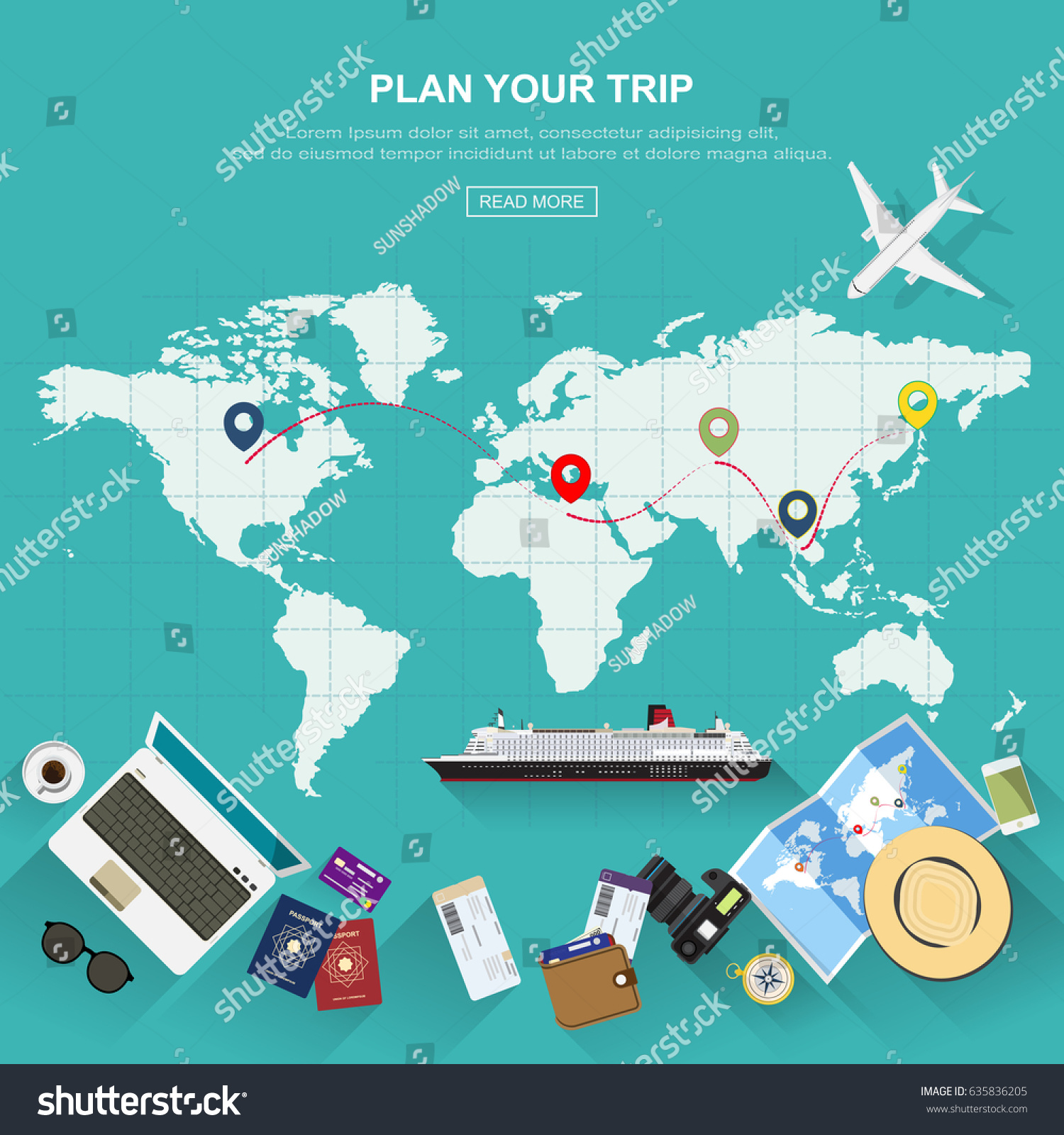 Banner Banner Design Ideas For Travel Planning Summer Vacation Booking  Online Travel Travel Summer Vacation.