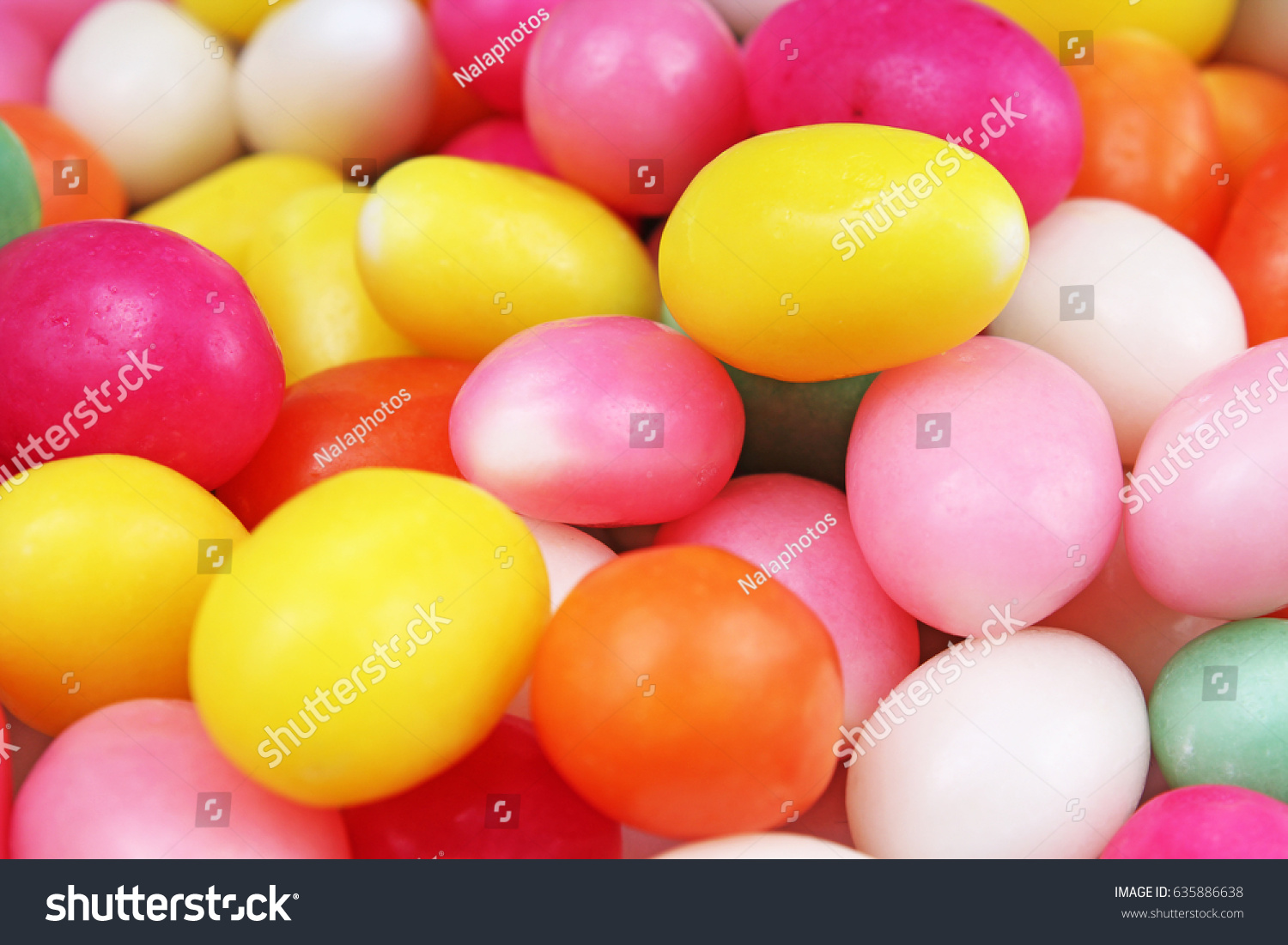 Colorful Candy Background Wallpaper Shiny Sugar Texture