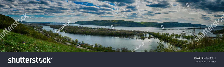 stock-photo-panoramic-view-on-volga-rive