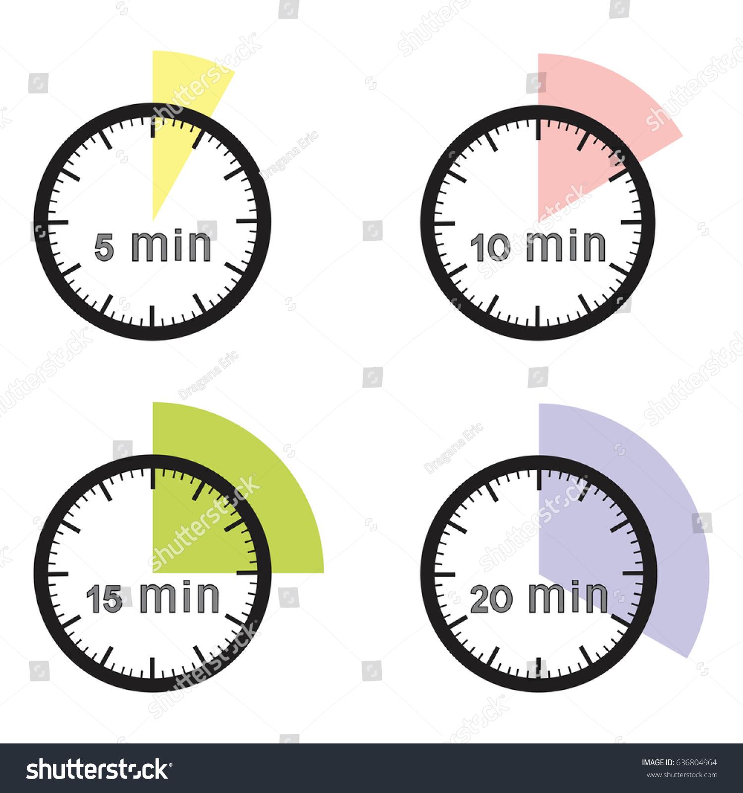 timer set 5 minutes