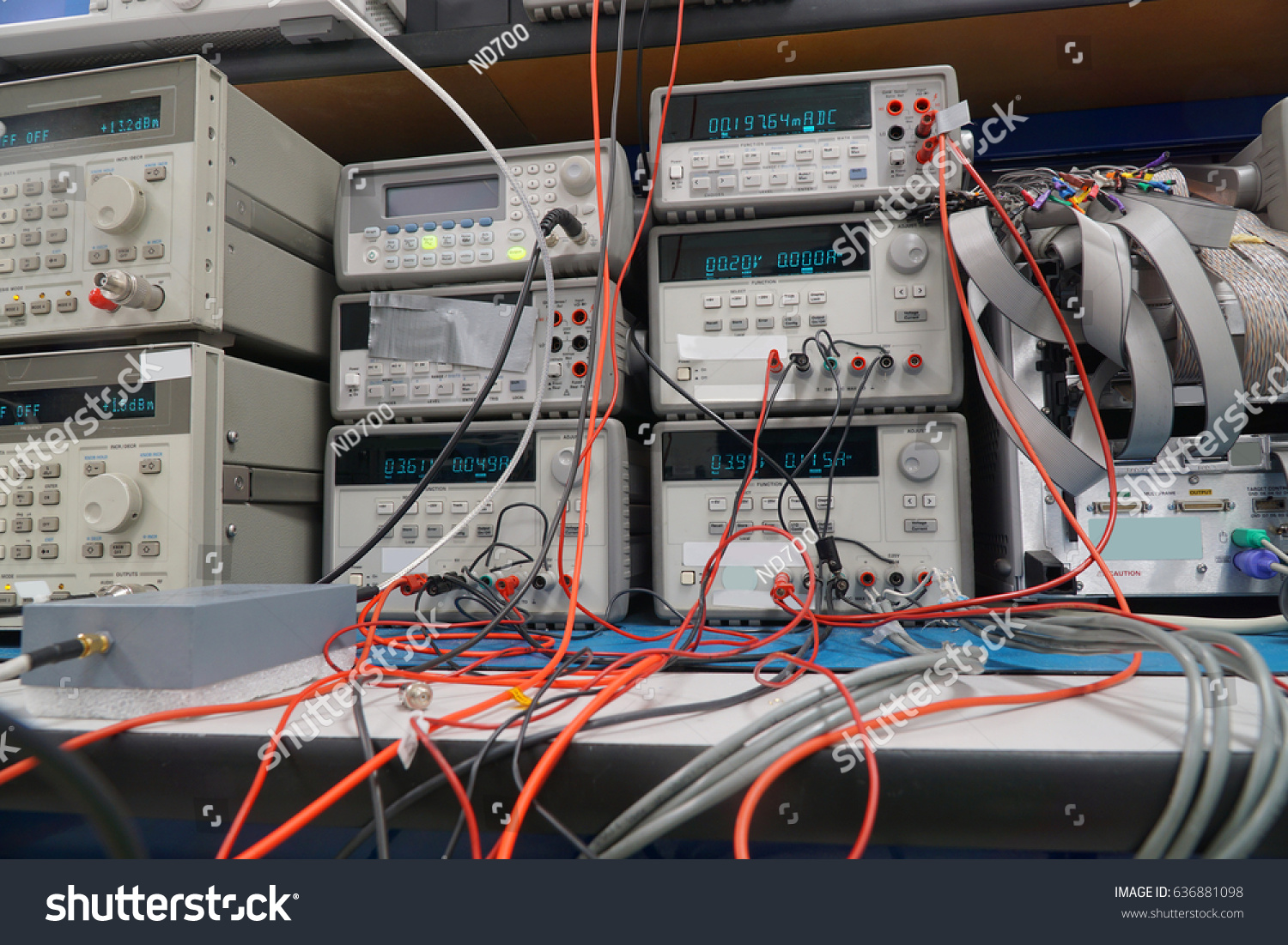 Electronics Test Equipment Supply : Test equipment the life force