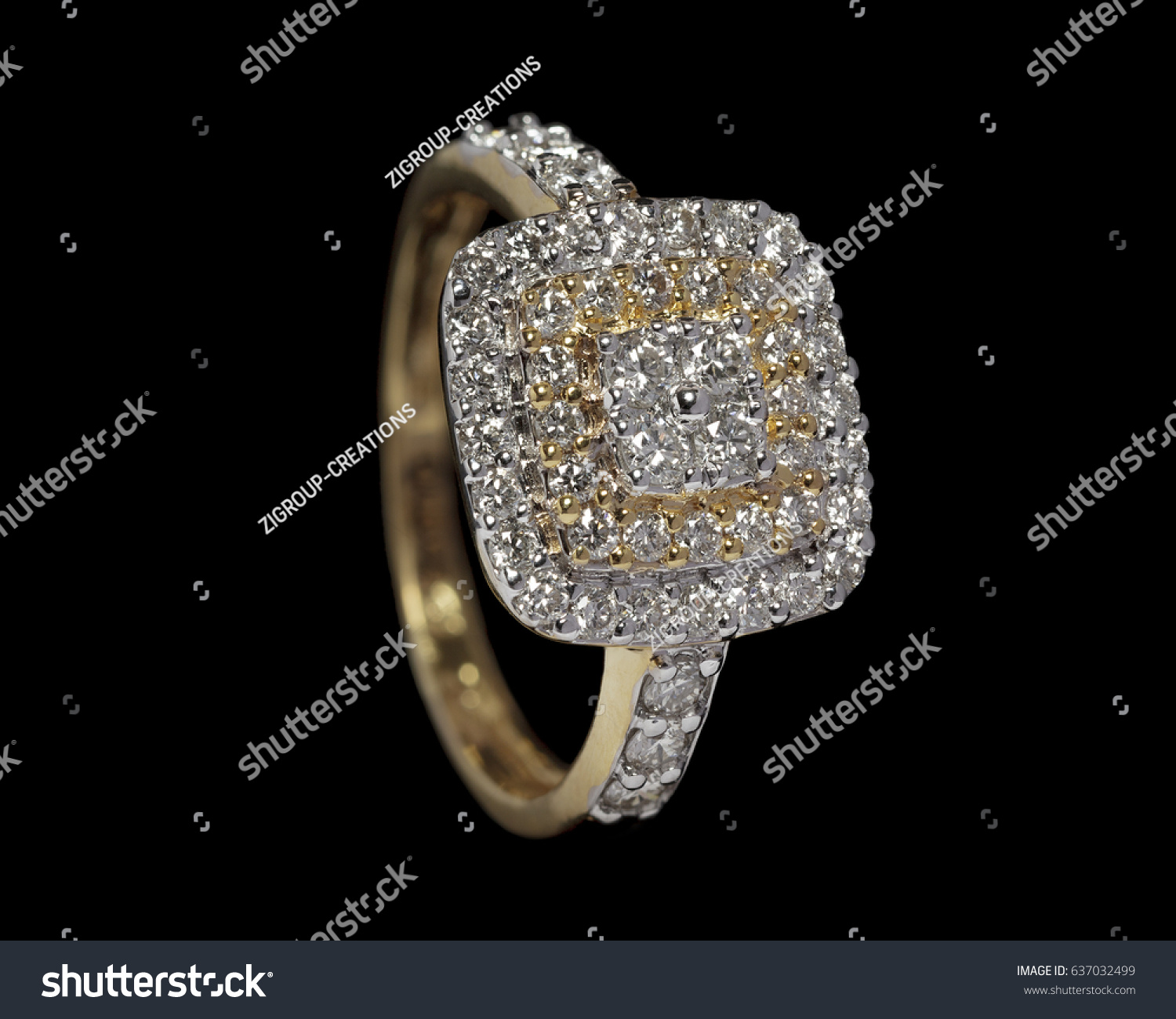 diamond royalty pin semi mount collection ring tacori