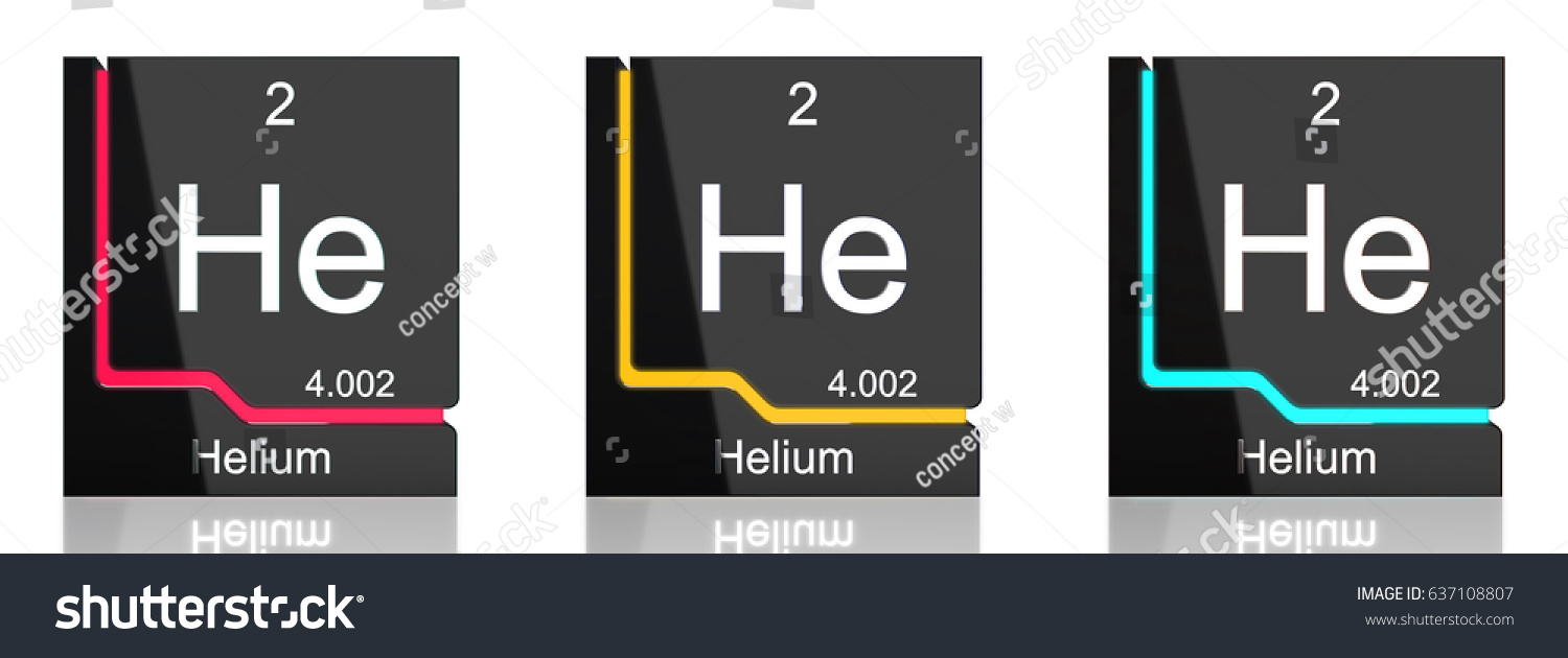 Helium element symbol gallery symbol and sign ideas helium element symbol periodic table three stock illustration helium element symbol from the periodic table in buycottarizona
