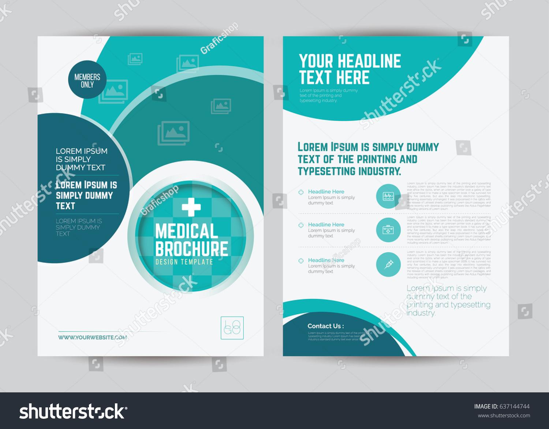 Information Brochure Design Templates