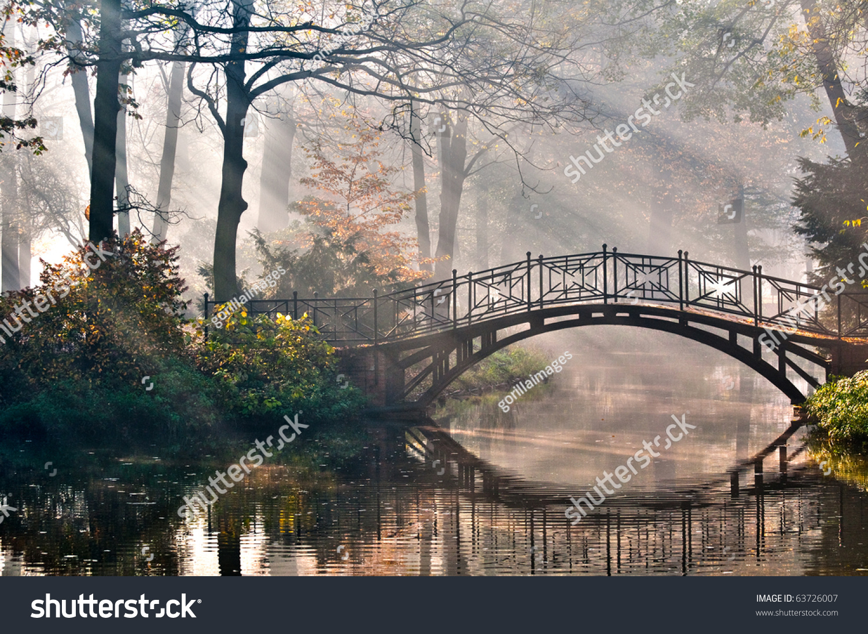 hdr old bridge and - photo #13