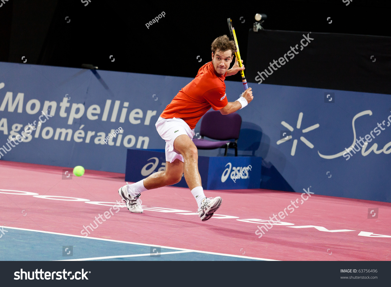 hispanic single men in gasquet Richard gasquet hits a return during the men's singles third round match between richard gasquet of france and novak djokovic of serbia at the 2018 us open tennis championships in new york.