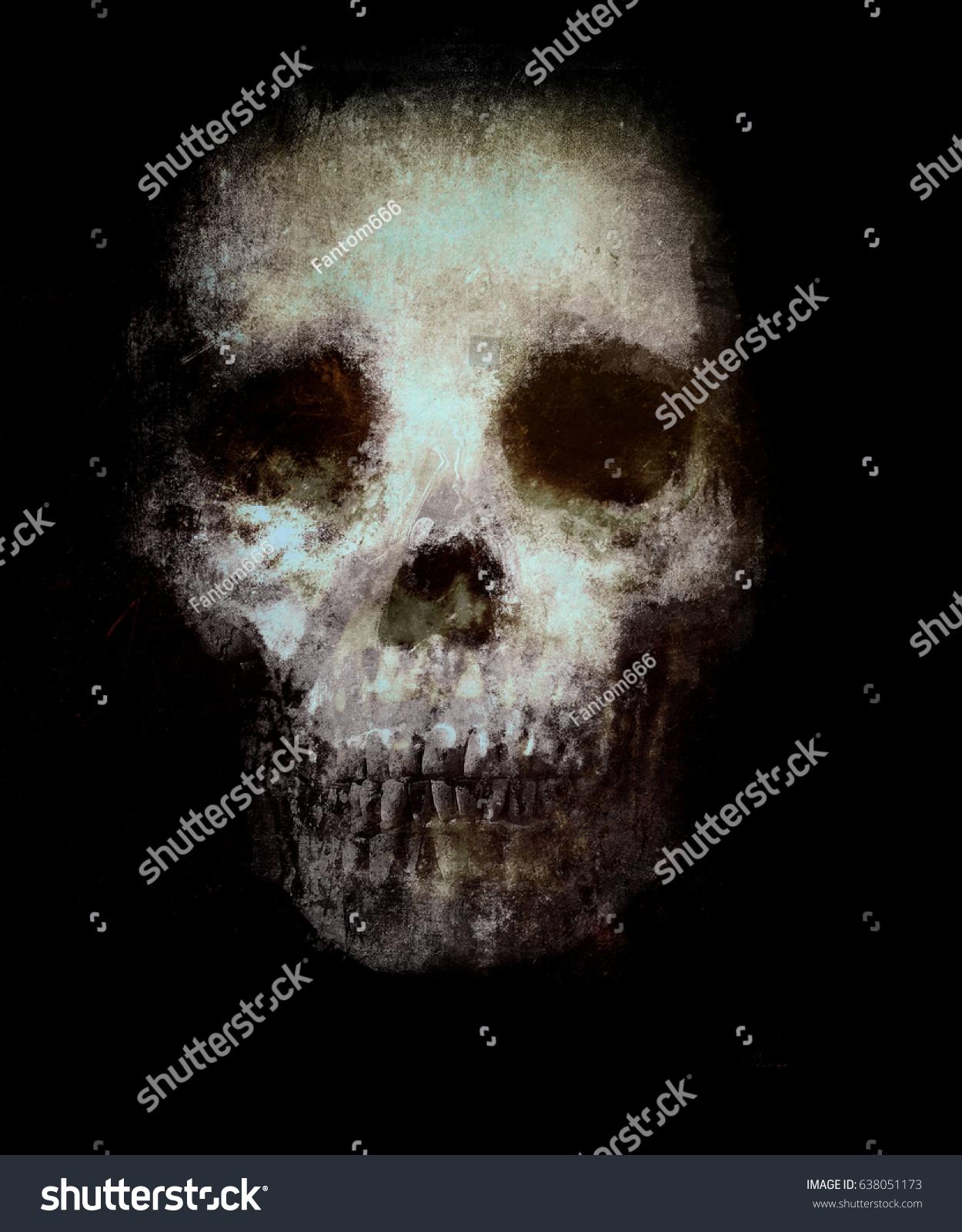 Amazing Wallpaper Halloween Spooky - stock-photo-scary-grunge-wallpaper-halloween-background-with-spooky-skull-638051173  Trends_801690.jpg