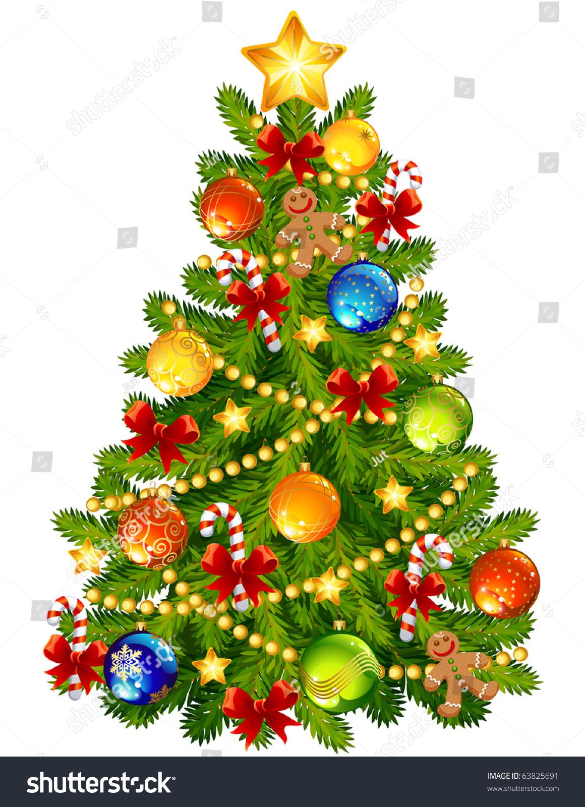 Vector Illustration Tree: 63825691 : Shutterstock