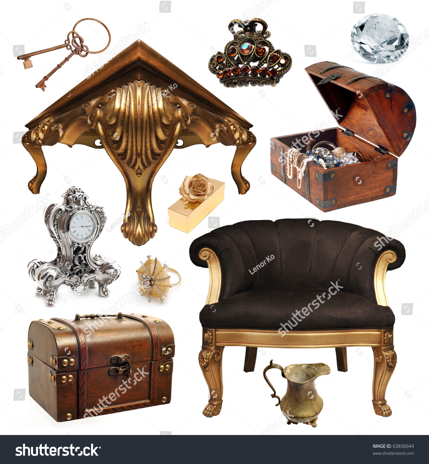 Old objects stock photo 63836644 shutterstock for Old objects