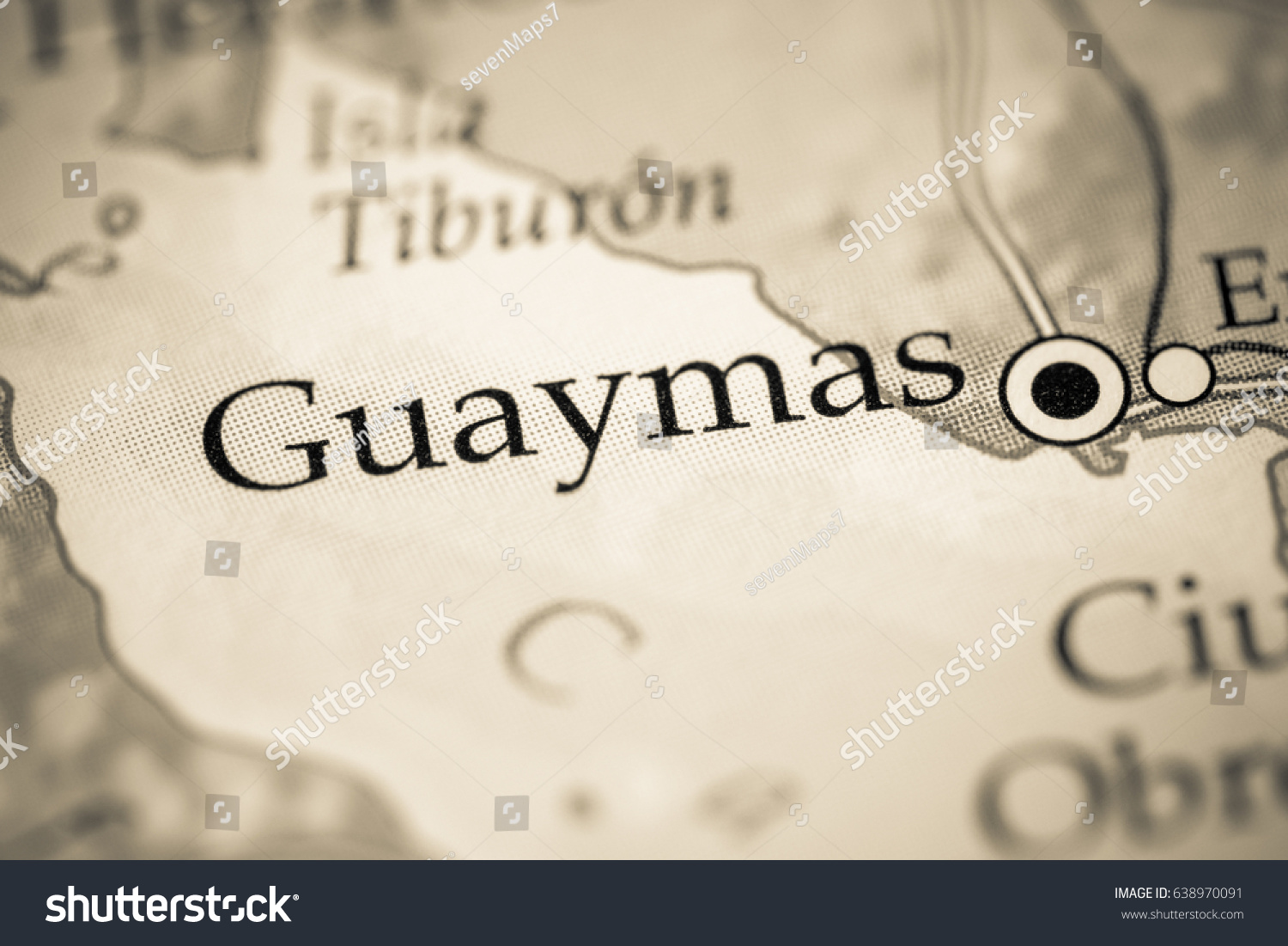Guaymas Mexico Stock Photo Edit Now 638970091 Shutterstock