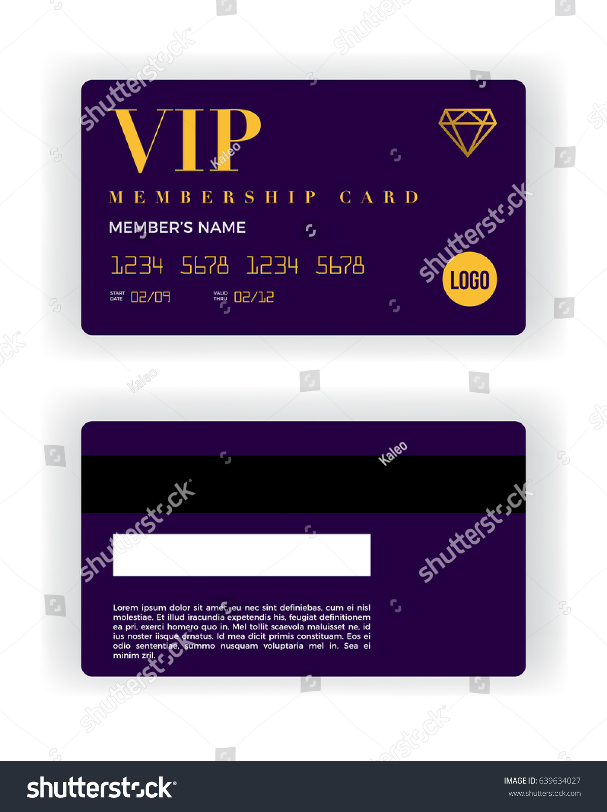 pta membership card template - comfortable membership id card template photos example