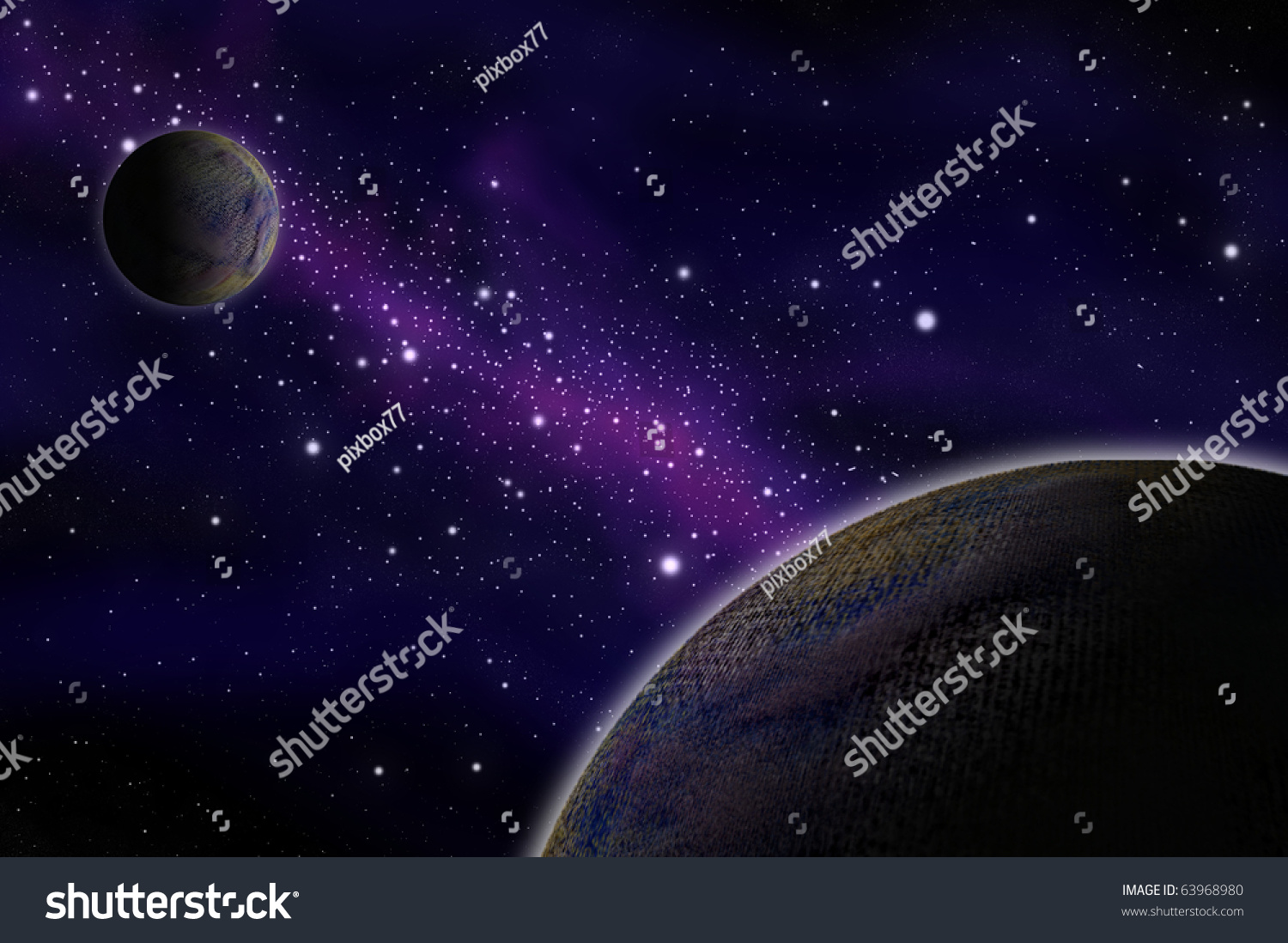 Star Space Astronomy Concept Stock Illustration 63968980