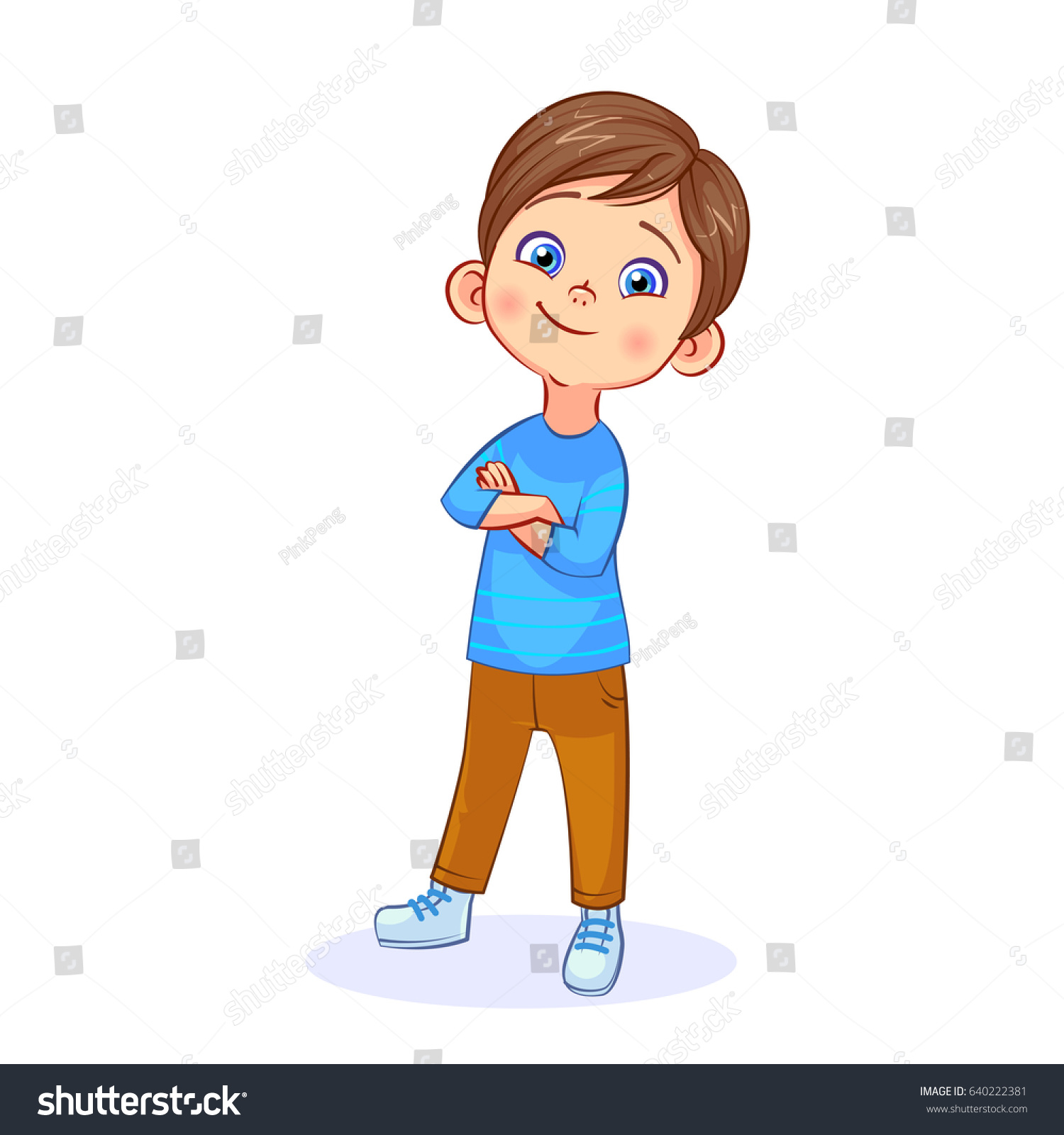 Cartoon Image Cute Boy Cartoon Images