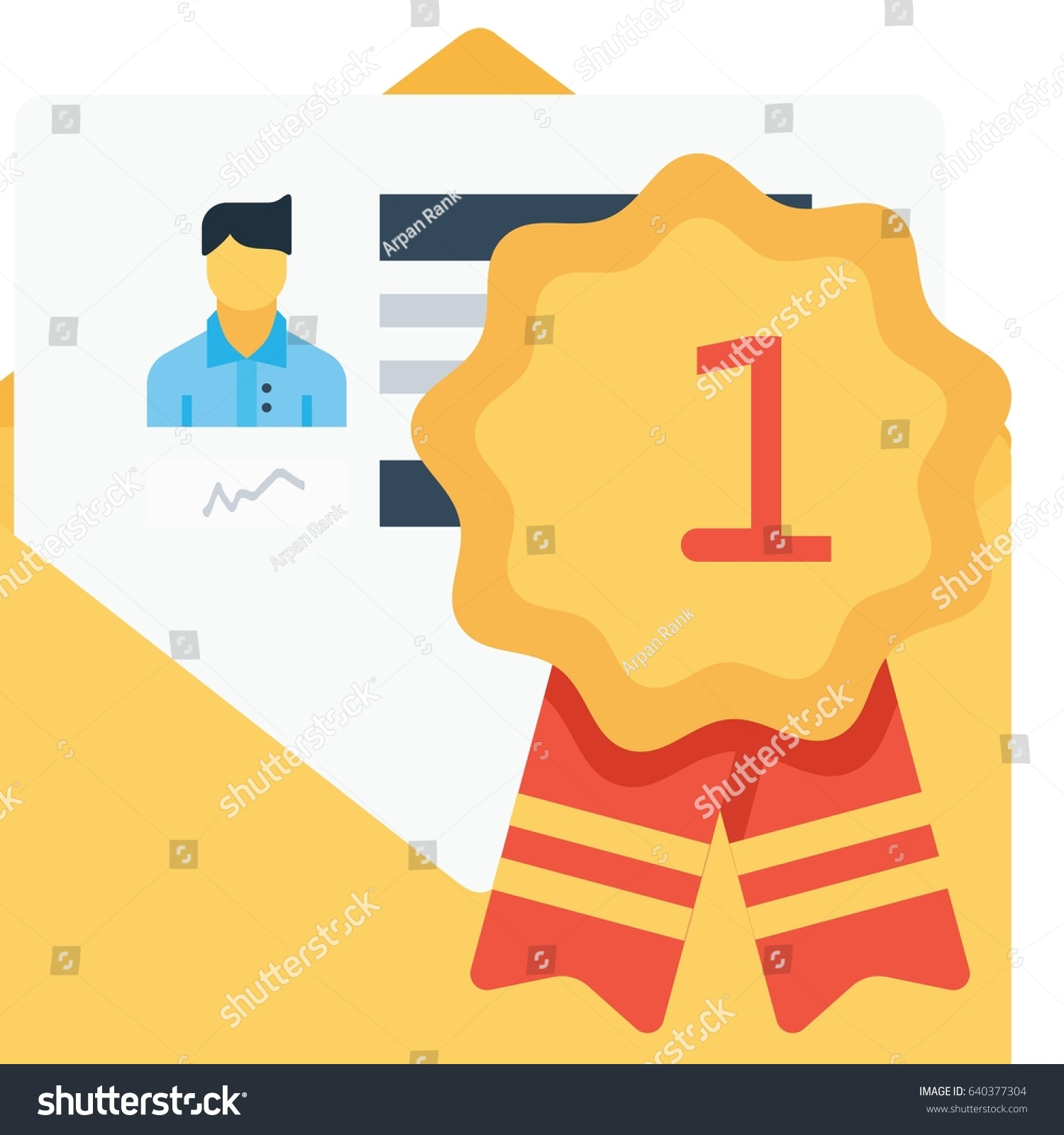 best employee award stock vector royalty free 640377304 shutterstock