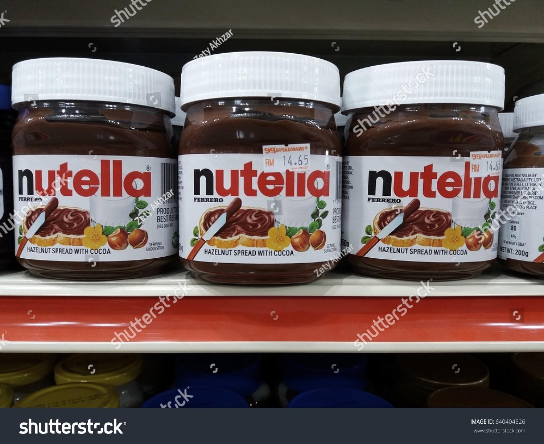 Nutella Hazelnut Spread With Cocoa 200gr Daftar Harga Terbaru Ferrero Selai Coklat 350g Klang Malaysia June 7th 2017 Is A Brand Name Of Chocolate