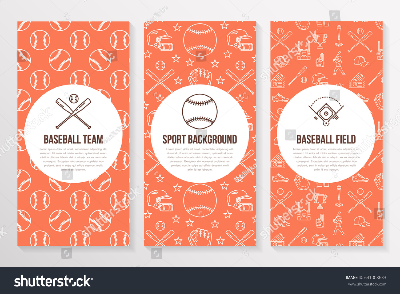 baseball statistics templates