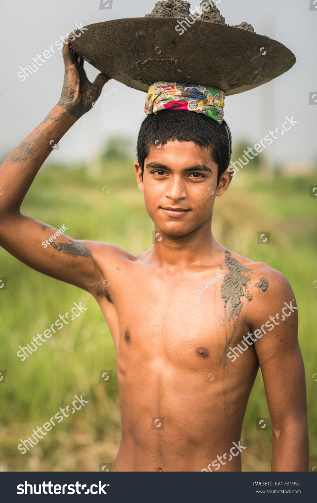 17 Year Old From Six Mile Killed In Wreck Identified: Dhaka Bangladesh May 12 2017 Bangladeshi Stock Photo