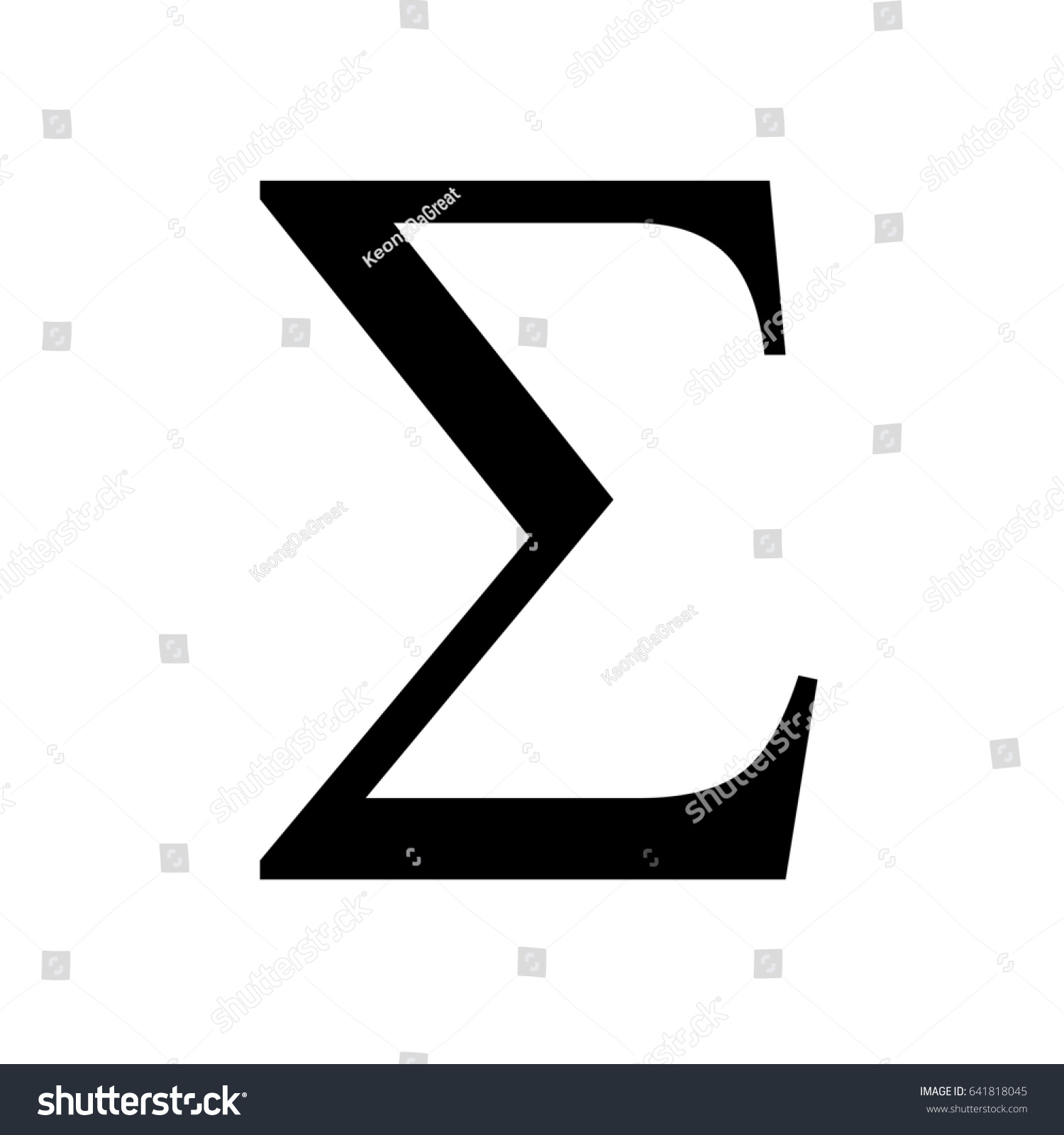 High resolution mathematics physic symbol icon stock illustration high resolution mathematics and physic symbol for icon and printing with isolated white background buycottarizona Image collections