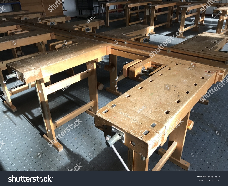 School Workshop Tables.