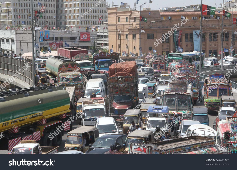 Karachi Pakistan May 18 After Ending Stock Photo (Edit Now