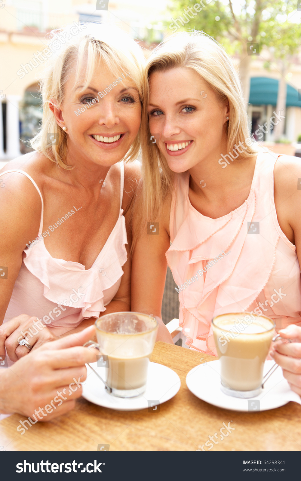 Two Woman In Cup 121