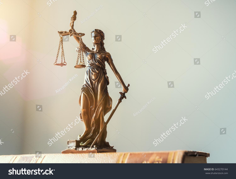 Statue justice lady justice iustitia justitia stock photo the statue of justice lady justice or iustitia justitia the roman goddess of justice buycottarizona