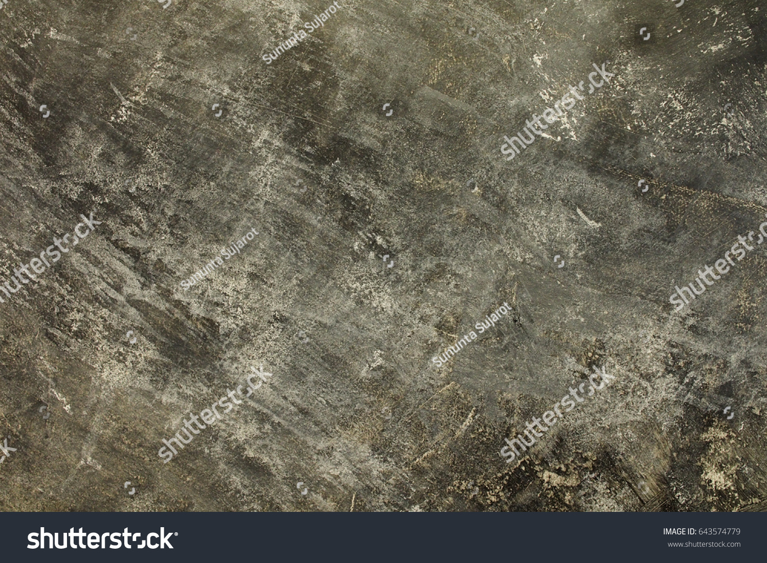 Black Elegant Textures On Loft Cement Stock Photo Edit Now