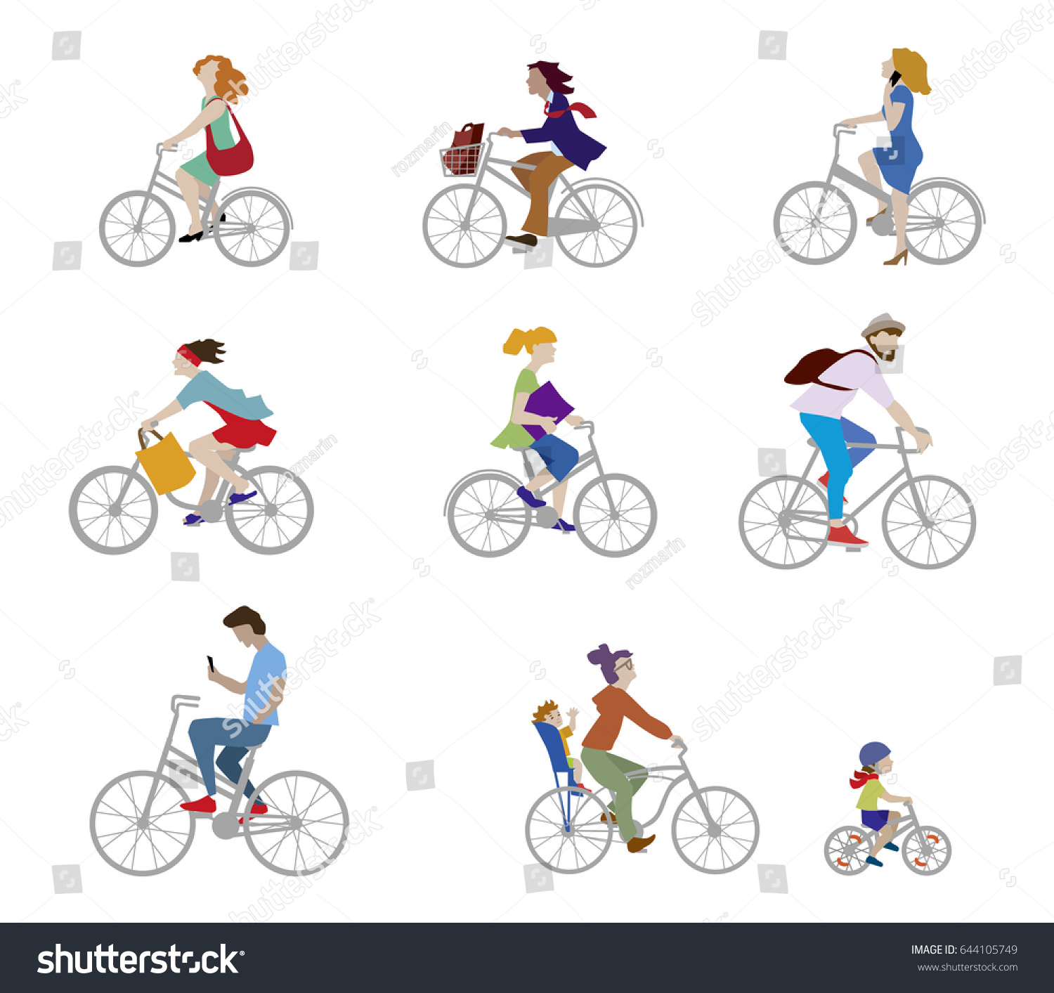 how to ride a bicycle for adults