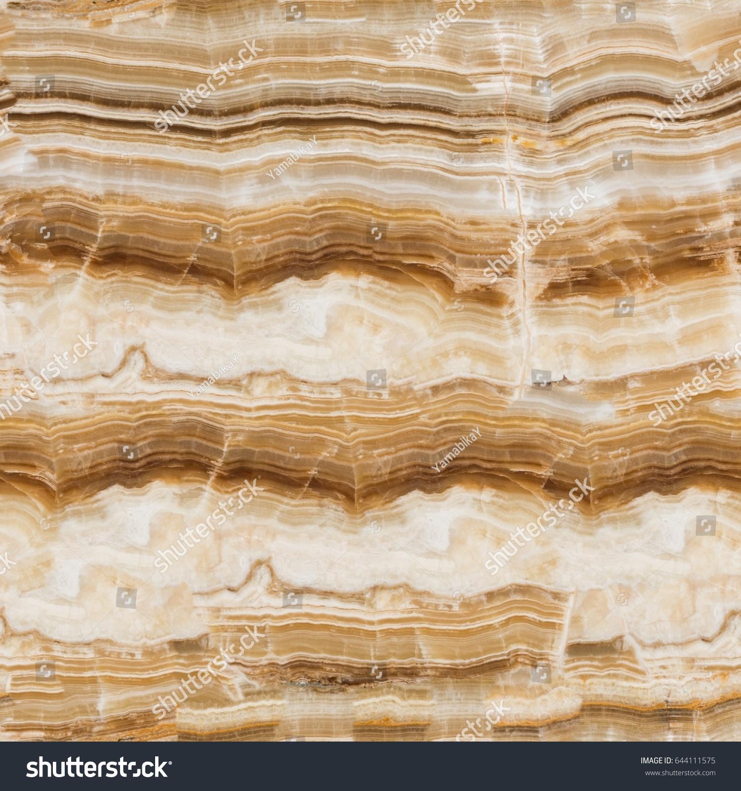 Brown Onyx Stone Texture Abstract Lines Stockfoto (Lizenzfrei ...