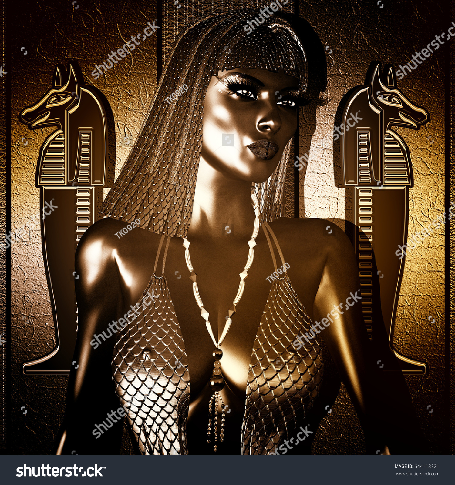 Egyptian goddess nude Nude Photos 97