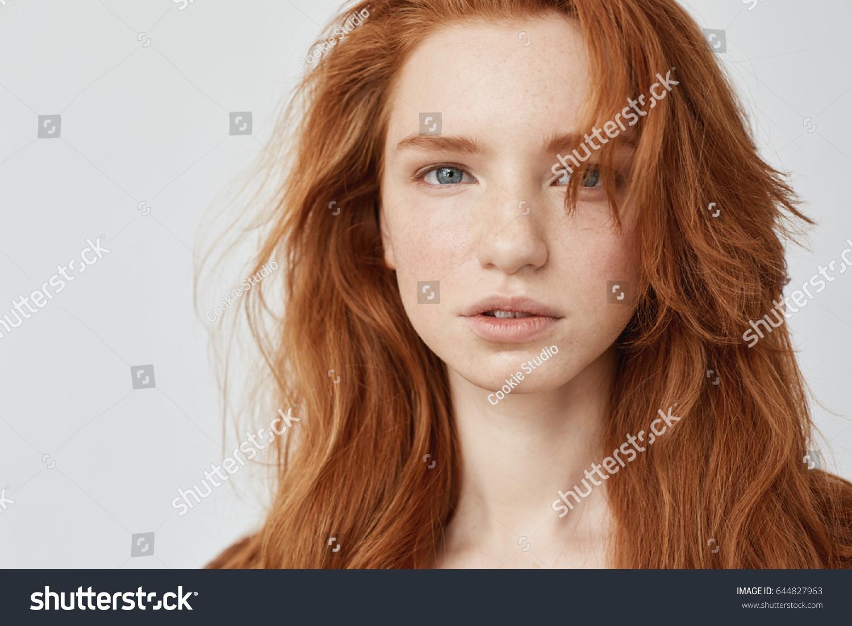 Beautiful natural redhead — 7
