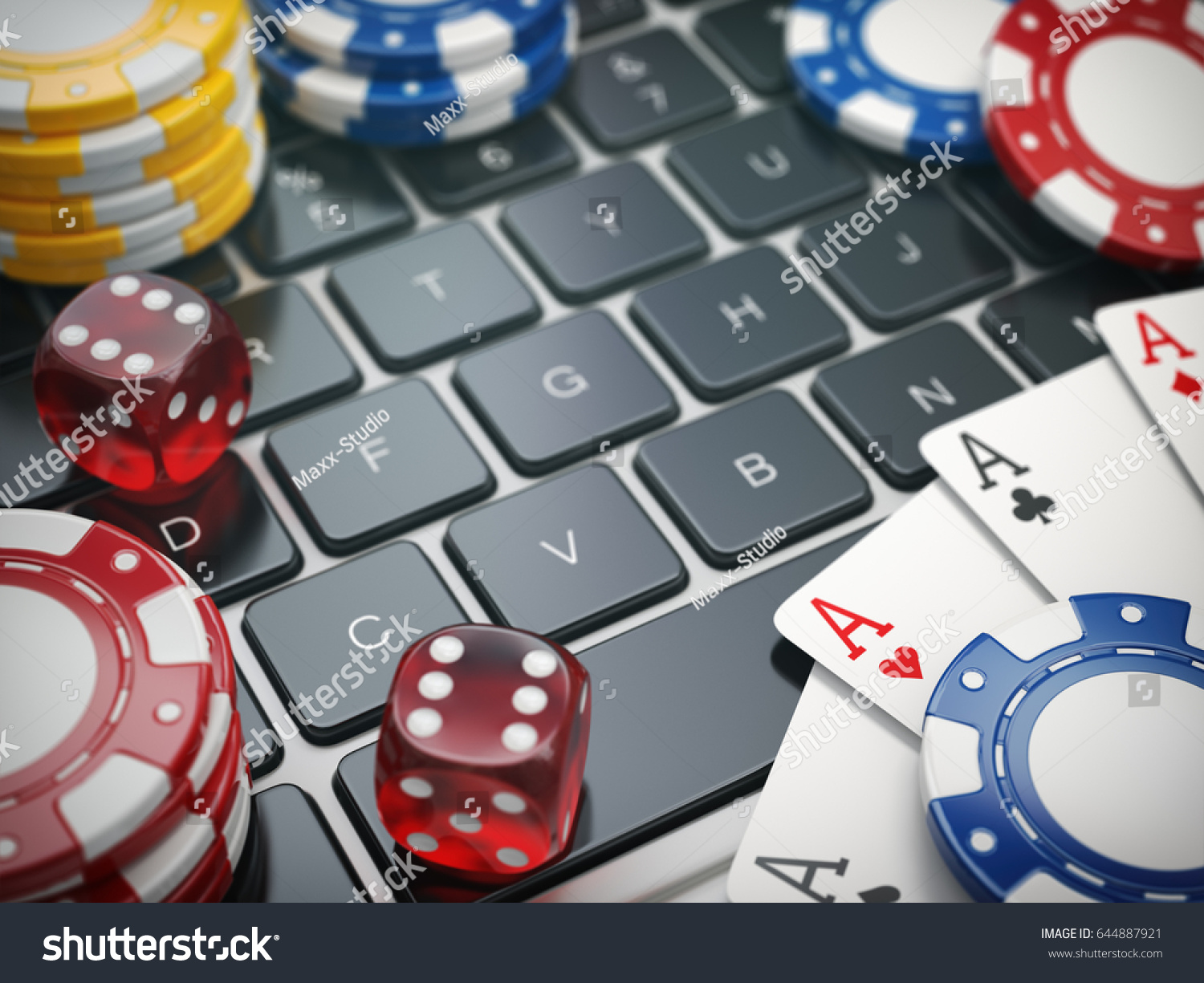 Cacino on line gambling for roulette game