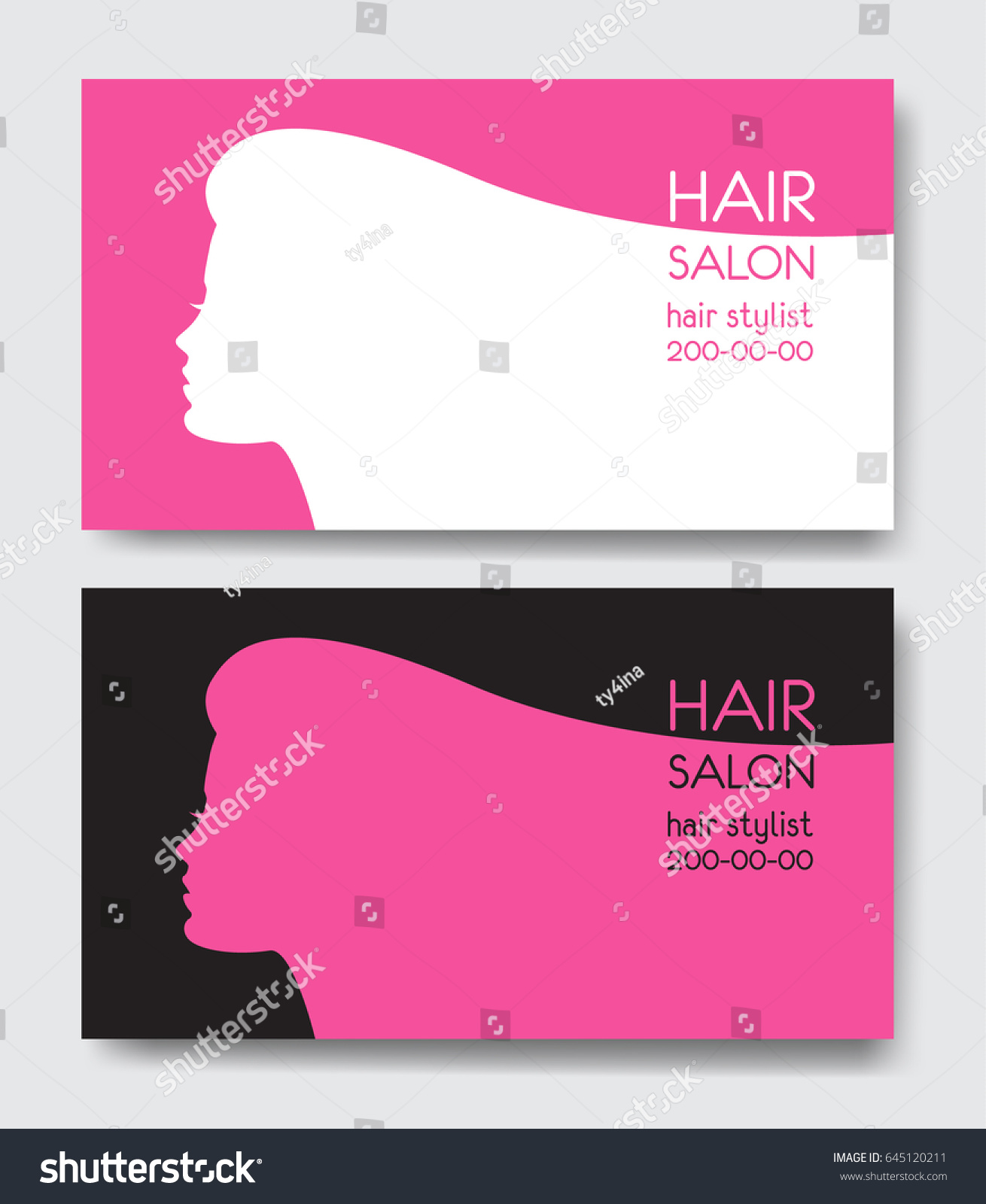 Fresh pics of salon business cards business cards and resume - Beauty salon business ...