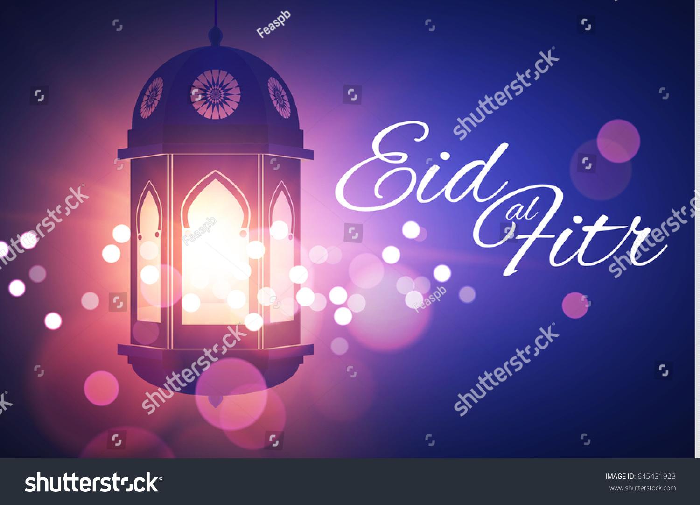 Most Inspiring Eid Mubarak Eid Al-Fitr Feast - stock-vector-eid-al-fitr-islamic-holiday-muslim-feast-eid-mubarak-ramadan-kareem-shining-lanterns-night-645431923  HD_364298 .jpg