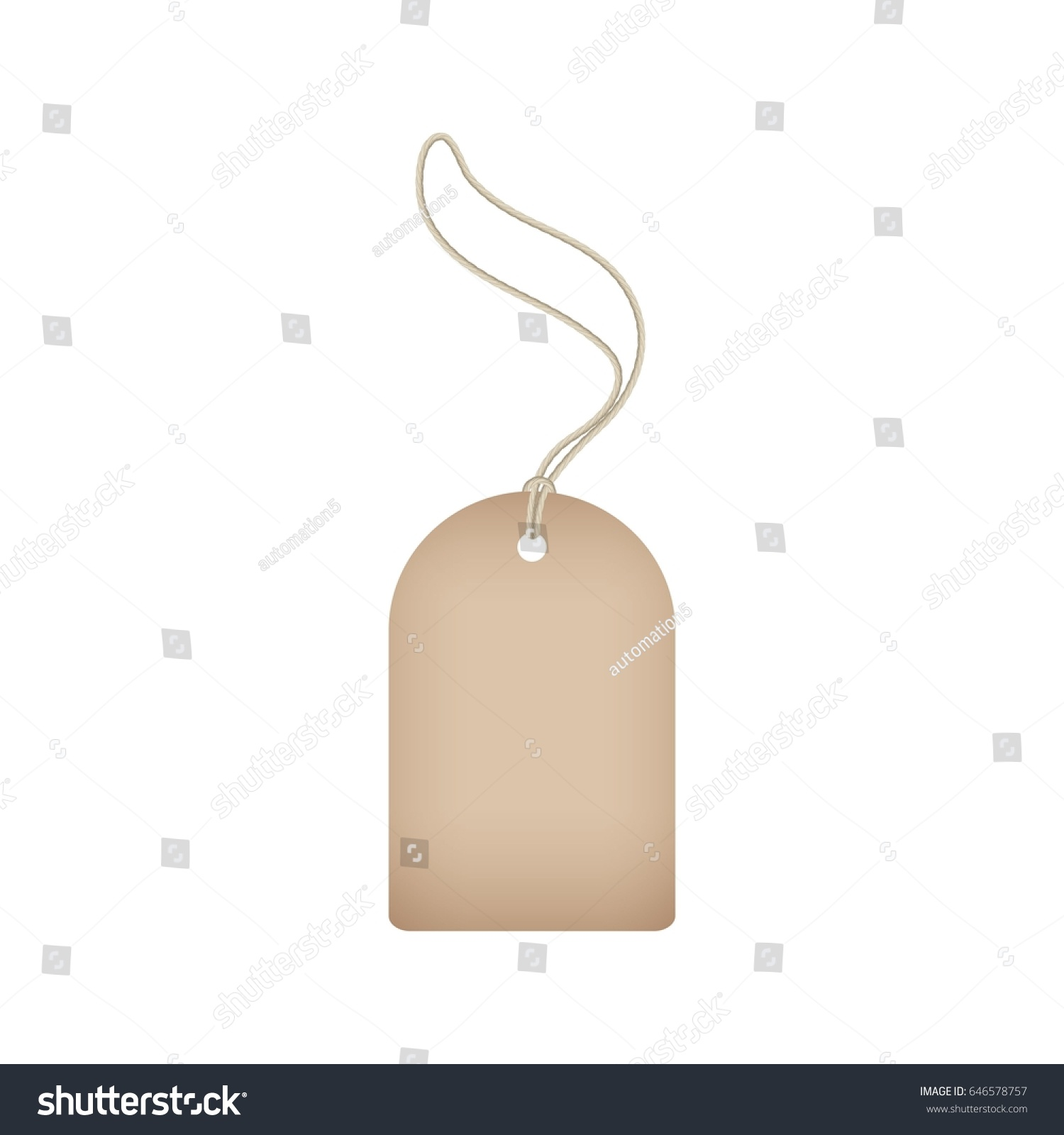 blank gift tag template