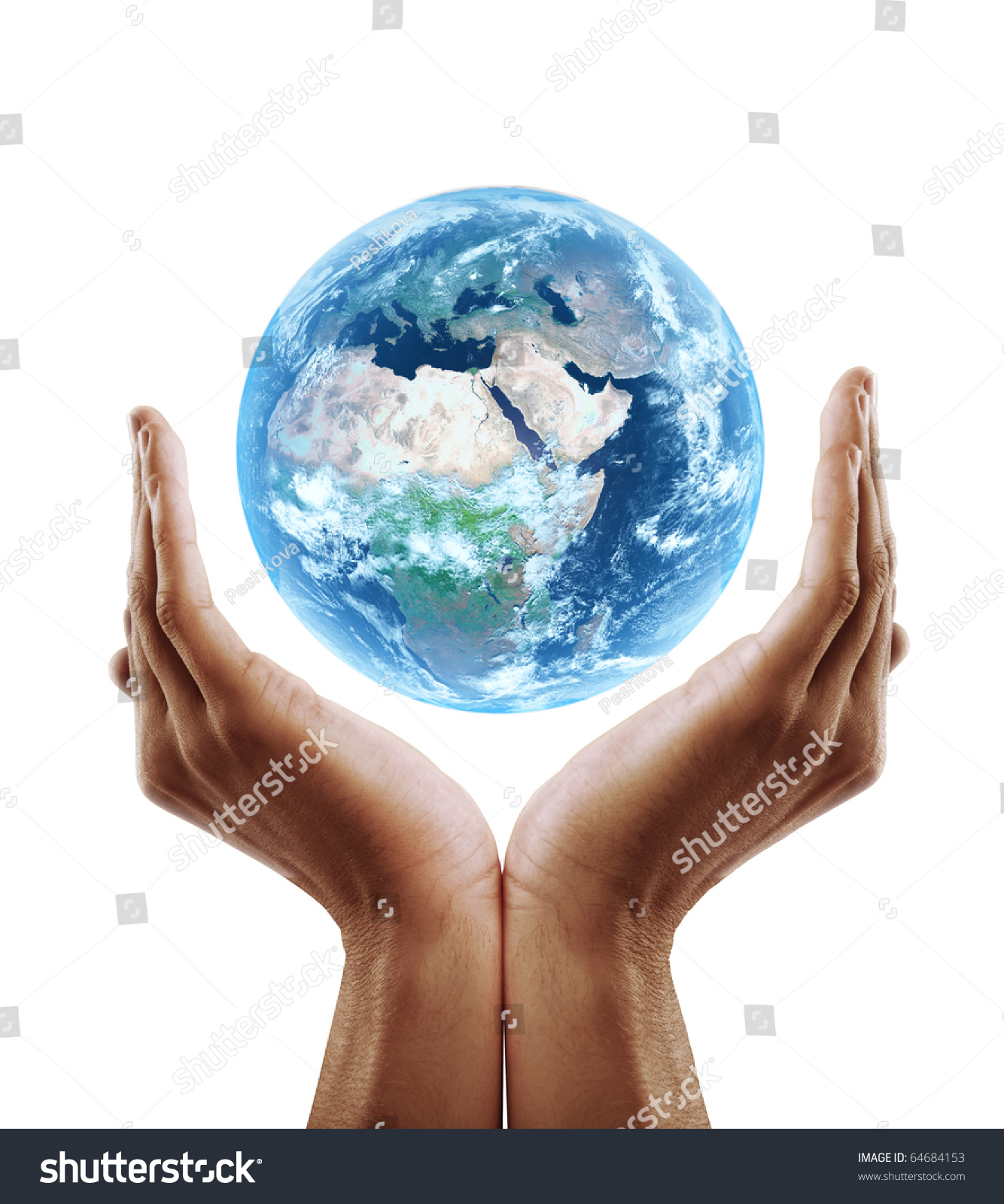hand holding earth stock photo safe to use 64684153 shutterstock rh shutterstock com hand holding earth drawing hand holding heart meaning