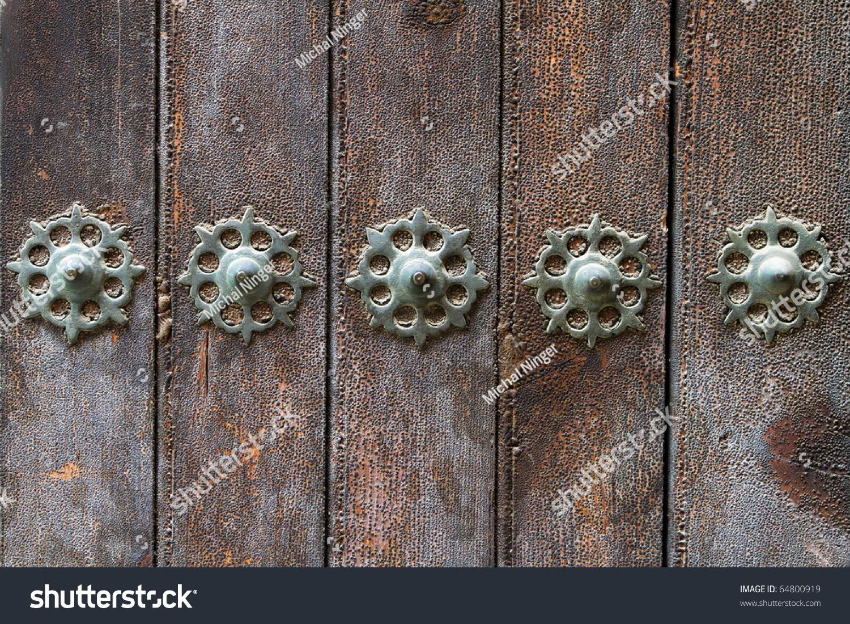 decorating old doors stock photo 64800919 shutterstock