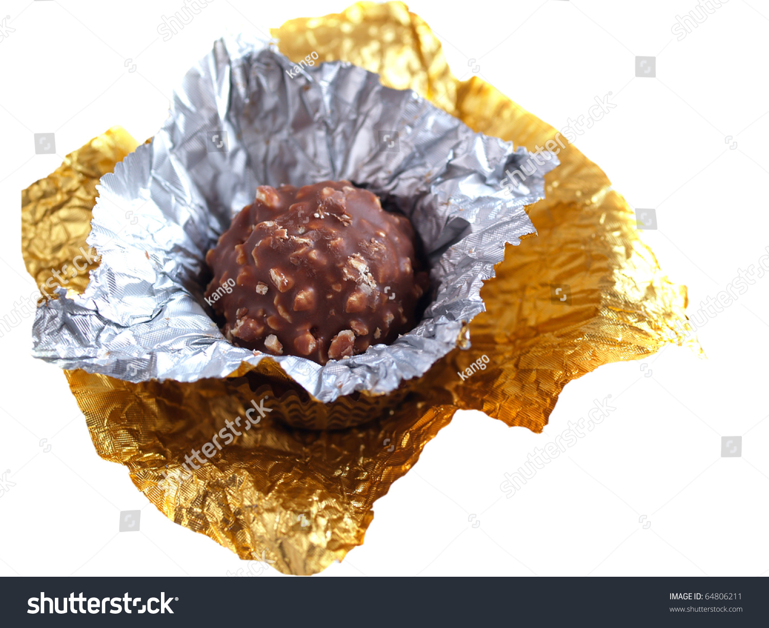 Candy Chocolate Wrapper Stock Photo 64806211 - Shutterstock