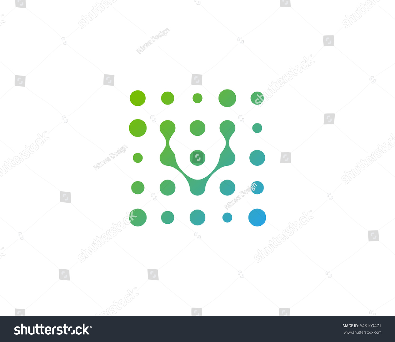 Dot digital letter v icon logo stock vector 648109471 shutterstock dot digital letter v icon logo design element buycottarizona Image collections