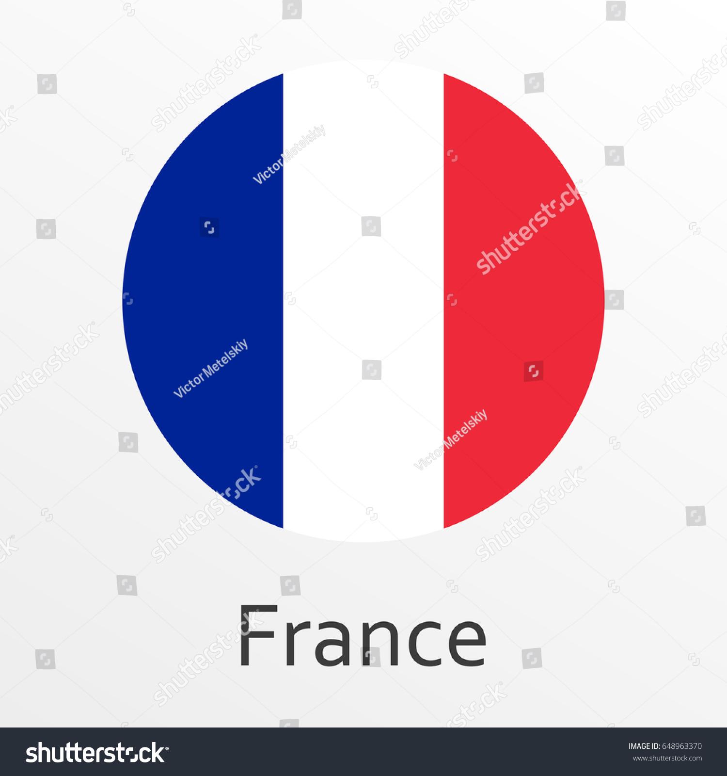 France Flag Set French National Symbol Ez Canvas