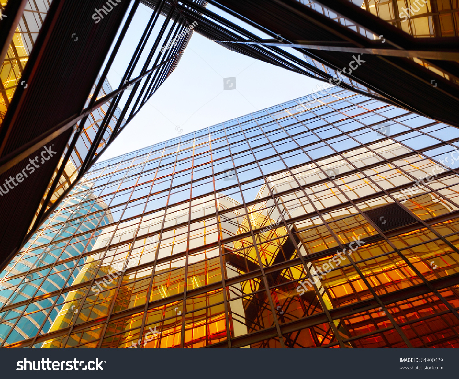 Business building exterior stock photo 64900429 shutterstock for Design your own commercial building
