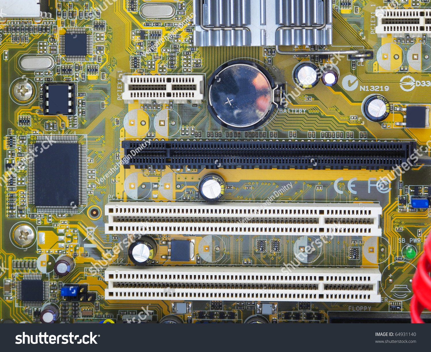 Circuit Board Stock Photography Image 31415952