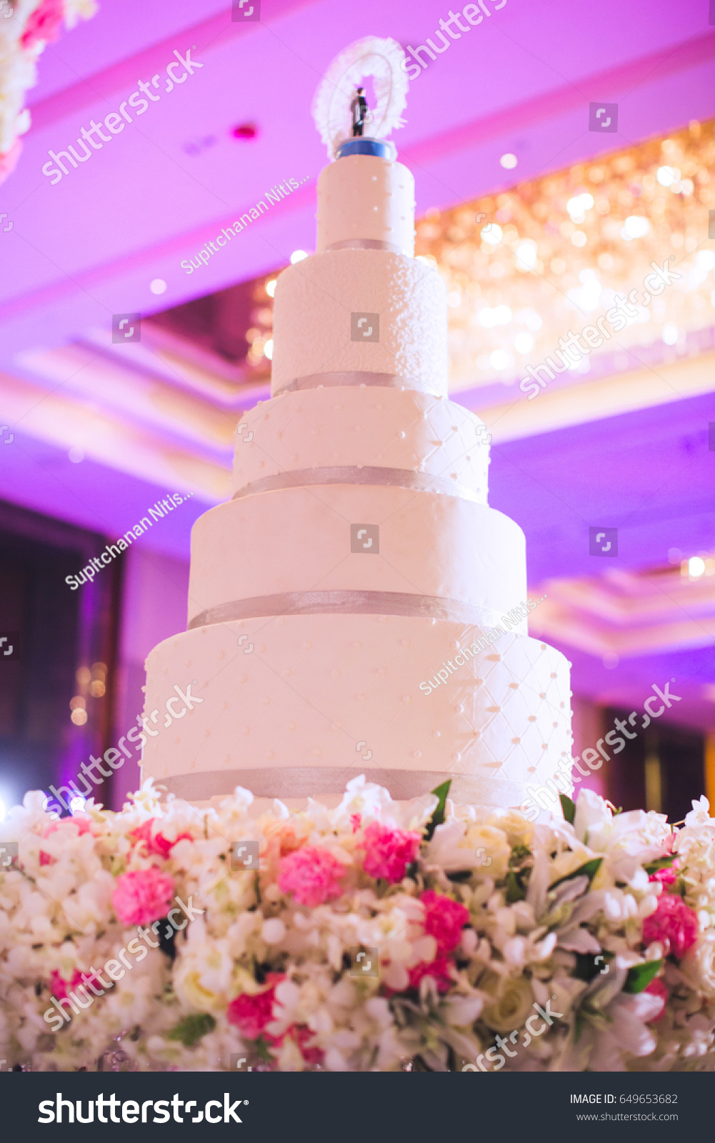 Wedding Cake For Day