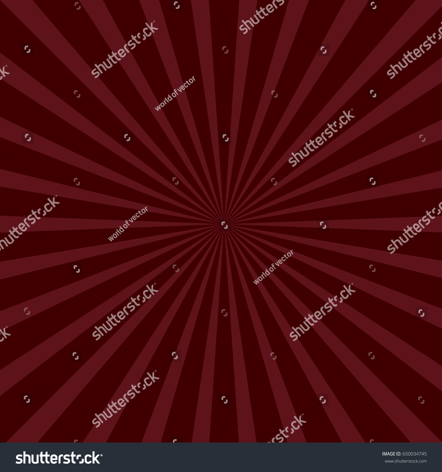 sunburst starburst ray light bordo color stock illustration 650034745 shutterstock